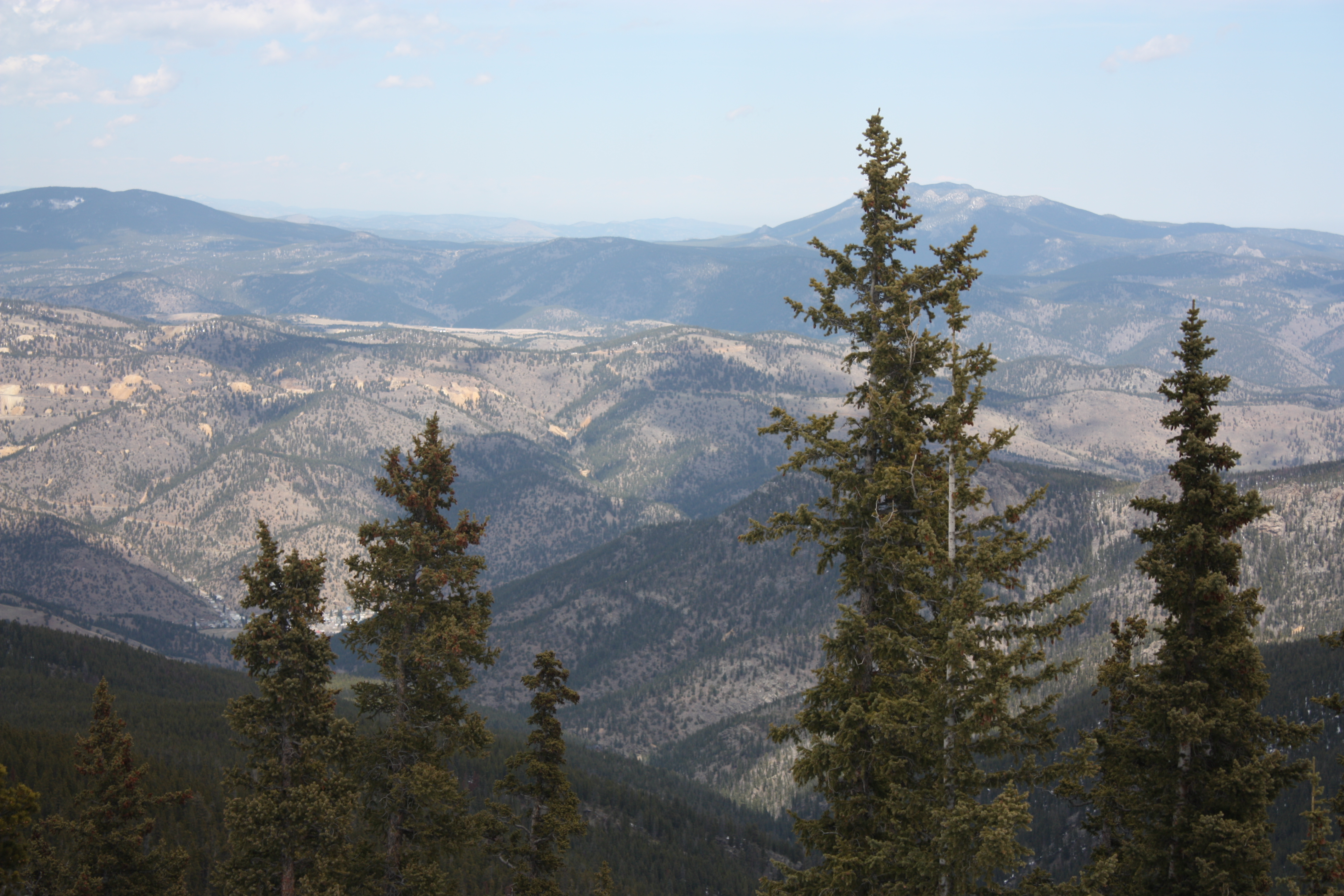 Back From the Rockies